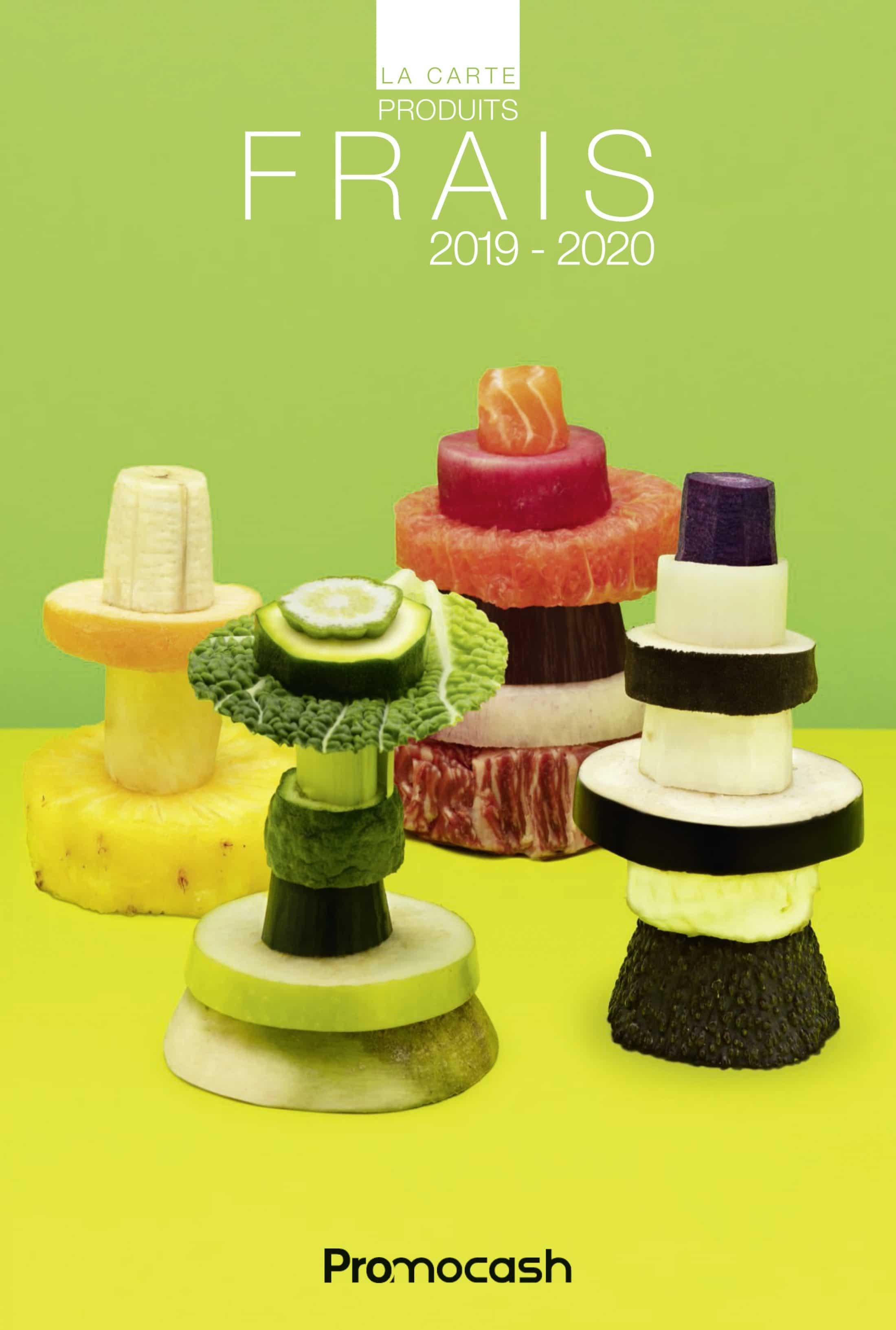 Carte produits frais 2019-2020