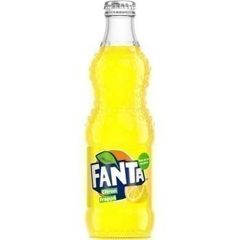 Soda citron frappé 33 cl - Brasserie - Promocash Amiens