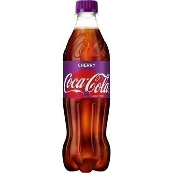 Soda au cola saveur cerise 50 cl - Brasserie - Promocash Castres