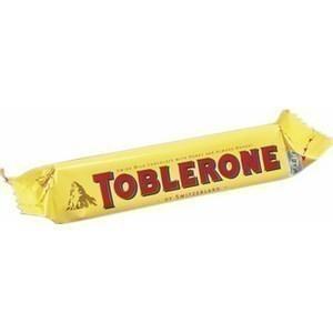Barre au chocolat au lait Toblerone 35 g - Epicerie Sucrée - Promocash Gap