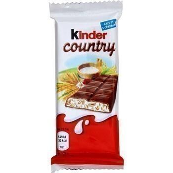 Barre chocolatée aux céréales 23,5 g - Epicerie Sucrée - Promocash Antony