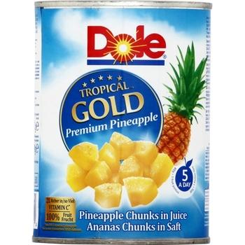 Ananas en morceaux au jus Tropical Gold - Epicerie Sucrée - Promocash Arcachon