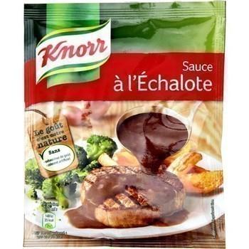 Sauce à l'échalote 33 g - Epicerie Salée - Promocash Bourgoin