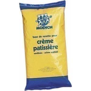Préparation en poudre pour Poudre crème patissière vanille MOENCH - le sac de 5 kg - Epicerie Sucrée - Promocash Anglet