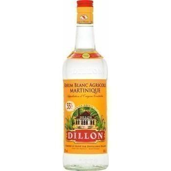 Rhum blanc agricole Martinique 100 cl - Alcools - Promocash Anglet