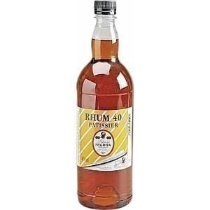 Rhum pâtissier 54%V NEGRITA - la bouteille de 1 litre - Epicerie Salée - Promocash Gap