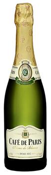 75cl cafe de paris 1/2 sec - Vins - champagnes - Promocash Chateauroux