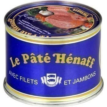 Le Pâté avec filets et jambons - Epicerie Salée - Promocash Anglet