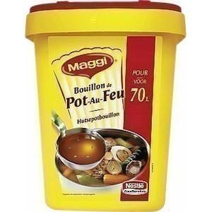 Bouillon de boeuf pour 70 litres 1,4 kg - Epicerie Salée - Promocash Chambéry
