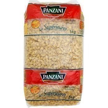 Coude Rayé Qualité Supérieure PANZANI - le sac de 5 kg - Epicerie Salée - Promocash Anglet