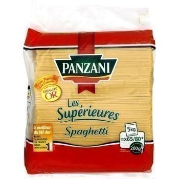 Spaghetti  5 kg - Epicerie Salée - Promocash Anglet