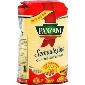 Semoule fine qualité supérieure 100% blé dur 500 g - Epicerie Salée - Promocash Anglet