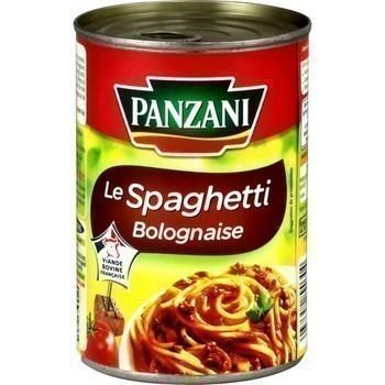 Le Spaghetti bolognaise 400 g - Epicerie Salée - Promocash Anglet