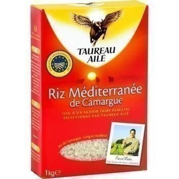 Riz Méditerranée de Camargue IGP 1 kg - Epicerie Salée - Promocash Granville