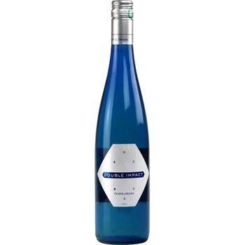 Double Impact Alsace DOPFF 13° 750 ml - Vins - champagnes - Promocash Montceau Les Mines