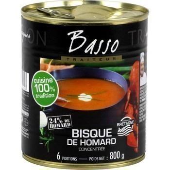 Bisque de homard concentrée 800 g - Epicerie Salée - Promocash Bourgoin