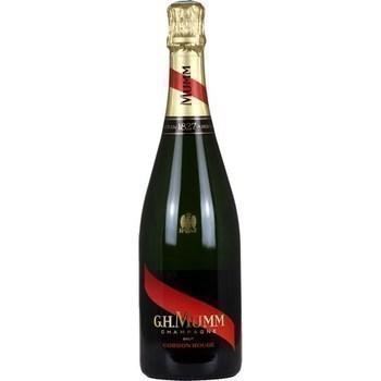 Champagne Cordon Rouge brut Mumm 12° 75 cl - Vins - champagnes - Promocash Albi