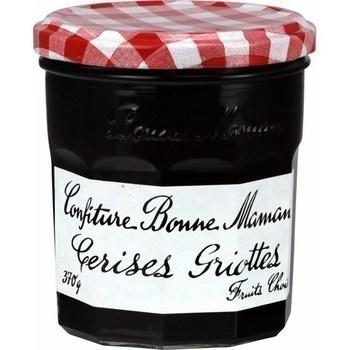 Confiture de cerises griottes 370 g - Epicerie Sucrée - Promocash Anglet