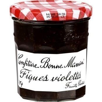 Confiture de figues 370 g - Epicerie Sucrée - Promocash Albi