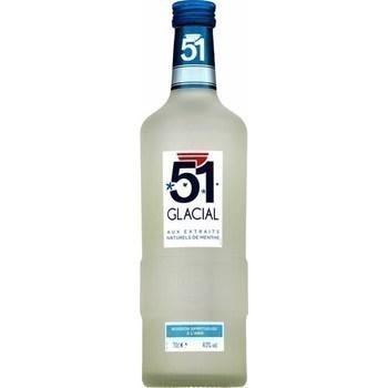 Apéritif 51 Glacial aux extraits naturels de menthe 70 cl - Alcools - Promocash Périgueux