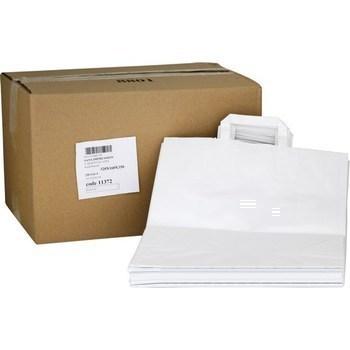 Sacs cabas kraft blanchi 320x160x350 x250 - Bazar - Promocash Albi