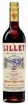 75cl aperit. rouge 17%v lillet - Alcools - Promocash Agen