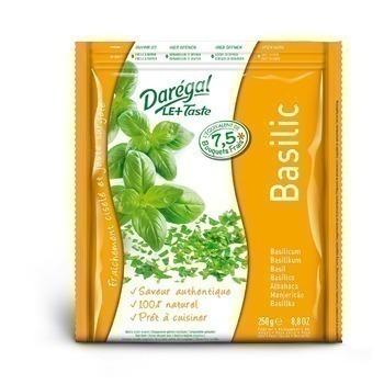 Basilic 250 g - Surgelés - Promocash Morlaix