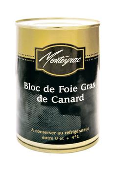 Bloc de Foie Gras de Canard - Charcuterie Traiteur - Promocash Pamiers
