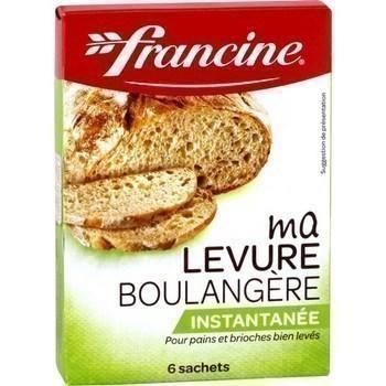 Ma Levure Boulangère Instantanée pains et brioches 6x5 g - Epicerie Sucrée - Promocash Castres