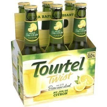 Bière sans alcool au jus de citron 6x27,5 cl - Brasserie - Promocash Thonon