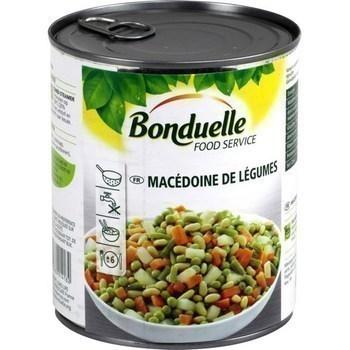 Macédoine de légumes 530 g - Epicerie Salée - Promocash Anglet