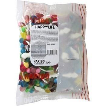 Bonbons Happy'Life 2 kg - Epicerie Sucrée - Promocash Morlaix