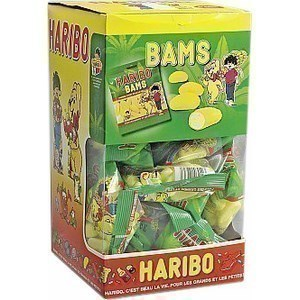 Bams - en sachet de 30 g - la boîte de 30 - Epicerie Sucrée - Promocash Gap