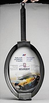 Poele alu épais anti adhesif diam 40 cm - la pièce R 6671.40 - Bazar - Promocash Anglet