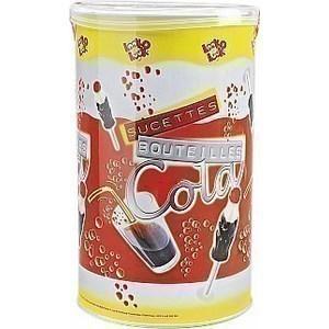 Sucettes bouteilles cola - le tubo de 2,1 kg - Epicerie Sucrée - Promocash Saint Malo