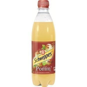 Soda Pomm' aux saveurs de 4 pommes - Brasserie - Promocash Lyon Champagne