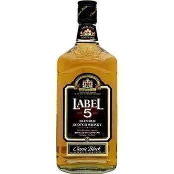 Whisky 40% 70 cl - Alcools - Promocash Anglet