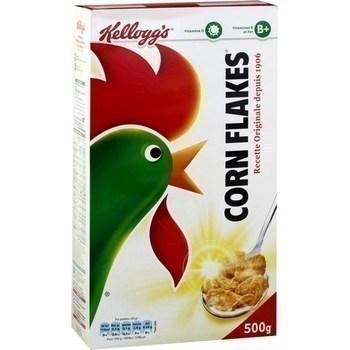 Corn Flakes recette originale 500 g - Epicerie Sucrée - Promocash Albi
