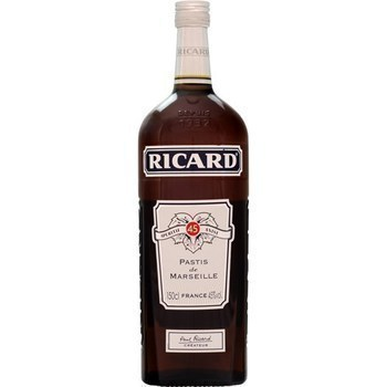 Anise 45 % 1,5 l - Alcools - Promocash Anglet