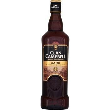 Blended Scotch Whisky Dark 70 cl - Alcools - Promocash Albi