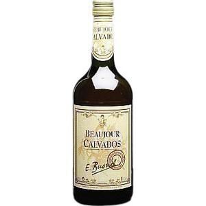 Calvados BEAUJOUR 40% - la bouteille de 1 litre - Alcools - Promocash Anglet