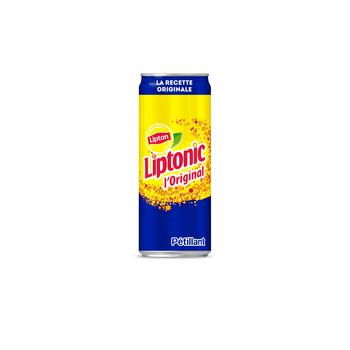 Boisson pétillante Liptonic 33 cl - Brasserie - Promocash Lille