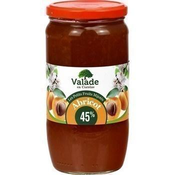 Abricot 45% Les Petits Fruits Mijotés 1 kg - Epicerie Sucrée - Promocash Mulhouse