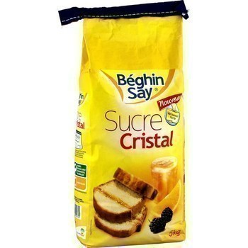 Sucre cristal 5 kg - Epicerie Sucrée - Promocash Anglet