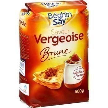 Sucre saveur vergeoise brune - Epicerie Sucrée - Promocash Anglet
