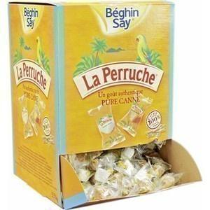 Sucre enveloppé mixte LA PERRUCHE BEGHIN SAY - la boîte distributrice de 2.5 kg - Epicerie Sucrée - Promocash AVIGNON