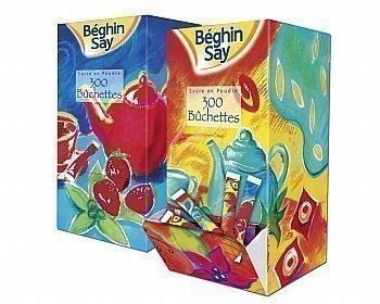 Bûchettes de sucre en poudre, coloris assortis - Epicerie Sucrée - Promocash Montceau Les Mines