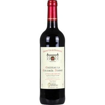 Côtes-de-Bourg Chât. La Coudrée-Nodoz 13° 75 cl - Vins - champagnes - Promocash Dax