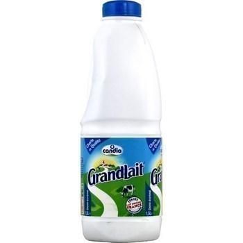 Lait demi-écrémé stérilisé UHT 1,5 l - Crèmerie - Promocash Anglet