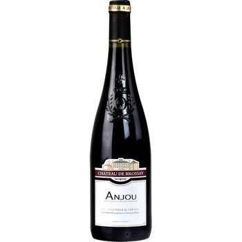 Anjou Château de Brossay 12° 75 cl - Vins - champagnes - Promocash Saint Etienne